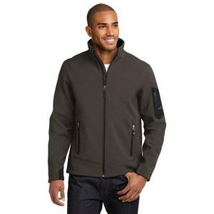 Eddie Bauer� Men's Rugged Ripstop Soft Shell Jacket